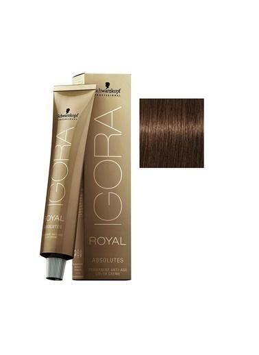 igora Royal Absolutes 8-60 Açık Kumral Çikolata Doğal Renksiz